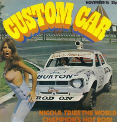 Custom car & the girls - Page 3 Mk1, Vintage Racing, Vintage Cars, Biker Chick Outfit, Chevy Girl, Dirt Bike Girl, Ford Parts, Ford Classic Cars, Car Posters
