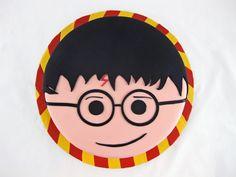 Harry Potter cake made by me, Cake Hero. www.cakehero.com