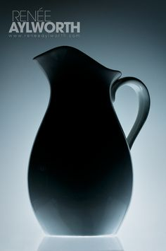 Renee Aylworth Photography #pitcher #product #photography #shadow #silhouette #vase