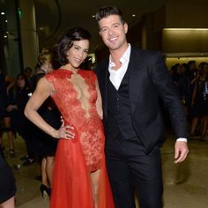 Robin Thicke and Paula Patton Have Reportedly Settled Their Custody Battle