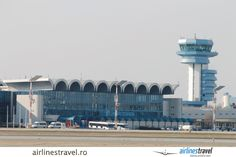 Aeroporturile Henri Coandă și Băneasa, în topul european al creșterii traficului aerian pe primul trimestru