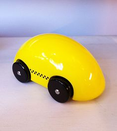 Swedish Car Toy
