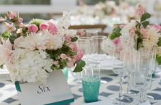 30 Wedding Centerpieces Perfect for Spring   OneWed