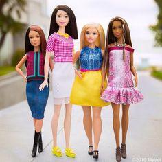"""Mattel lanzó Barbies """"reales"""", pero olvidó a la Barbie con hijab, obra de una musulmana de 24 años — cribeo"""