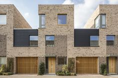 Image 7 of 25 from gallery of Abode at Great Kneighton / Proctor and Matthews Architects. Courtesy of Proctor and Matthews Architects