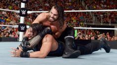 Raw photos for Sept. 1, 2014. John Cena teams with Roman Reigns & Chris Jericho against Randy Orton, Seth Rollins & Kane on Raw.