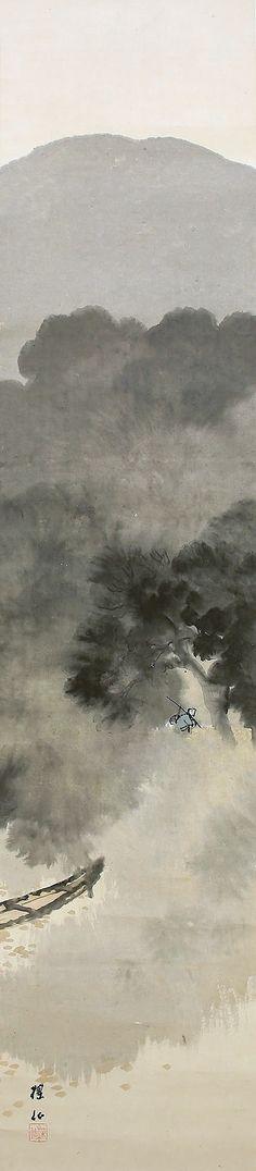 Baisen Hirai 平井楳仙 (1889-1969).