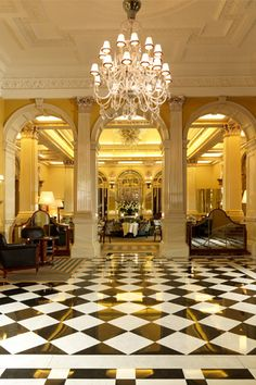 The well-heeled have been meeting - and eating - at Claridge's in London, England for generations. It's a #Fodors100 Hotel Award winner in the Culinary Gems category.