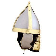 """This Auxillary Archer Helmet is a high quality reproduction of what Roman """"secondary"""" soldiers and archers wore. Roman soldiers made great infantry, but lacked skills as ca Archer, Roman Helmet, Samurai Swords Katana, Roman Soldiers, Discount Makeup, Outdoor Gear, Riding Helmets, Japanese, Coupon Deals"""