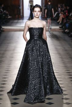 Tony Ward Spring/Summer 2017 Couture Collection | British Vogue