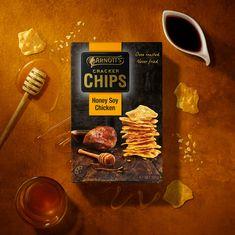 Cracker Chips on Behance Tetra Pak, Chip Cookies, Cookies Et Biscuits, Honey Soy Chicken, Behance, Chips, Snack Recipes, Snacks, Oven Roast