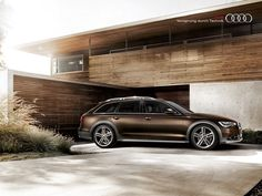 Der neue Audi A6 allroad quattro