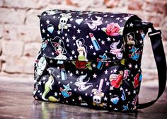 Old Skool Tattoos Diaper Bag by socalbabyclothing on Etsy - StyleSays