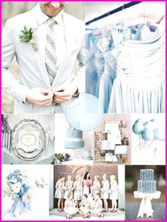 Tiffany Blue And Pink Wedding Ideas