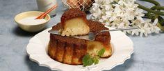 Receita de Pudim de laranja e tapioca. Descubra como cozinhar Pudim de laranja e tapioca de maneira prática e deliciosa com a Teleculinaria!