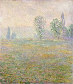 Meadows at Giverny | Monet Claude | oil painting #impressionism