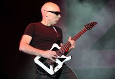 Joe Satriani of Chickenfoot performs in support of the bands' self titled debut release at Harvey's Outdoor Arena in Stateline, Nevada. Stateline Nevada, Joe Satriani, Bands, Outdoor, Outdoors, Band, Band Memes, Outdoor Games, The Great Outdoors