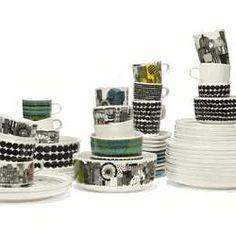 Retro Marimekko bowls