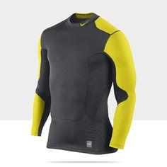 Nike Pro Combat Hyperwarm Compression Dri-FIT Max Shield - Tee-shirt à col montant pour Homme