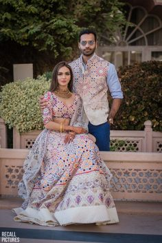 wedding couple The Coolest Wedding Ideas We Spotted In 2018 Real Weddings On WMG! Couple Wedding Dress, Wedding Reception Outfit, Wedding Couples, Wedding Engagement, Indian Reception Outfit, Bride Reception Dresses, Wedding Rings, Wedding Games, Indian Wedding Outfits