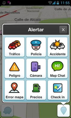 Waze Social GPS Maps   Traffic Driving Maps 05af5a522b6d7