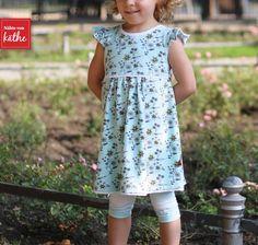 Kinderkleidchen und Leggings von Tante Ema