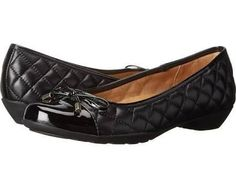 Comfortiva Panola Women's Shoes Black : 9.5 M (B) - Brought to you by Avarsha.com