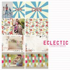 Eclectic Christmas 2012- on sale $45 » Simplicity Photography