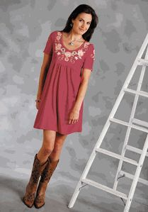 Women's Roper dress... very cute