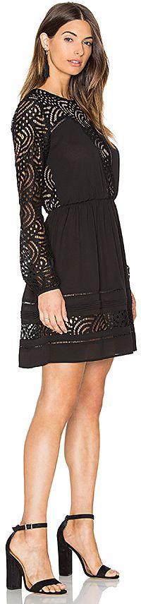 Greylin Aliston Lace Dress