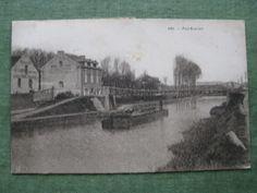 HAL / HALLE - PONT BRANLANT 1925 ( binnen schip ) in Postkaarten, België, Provincie Vlaams-Brabant | eBay