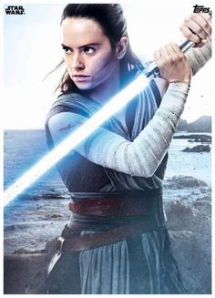 Daisy Ridley  #DaisyRidley Star Wars Episode VIII The Last Jedi (2017) Posters and Trailer http://ift.tt/2hjs5Sz