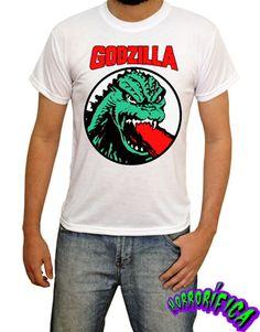 Camiseta Godzilla  http://www.lojahorrorifica.com.br/3ece0/camiseta-godzilla