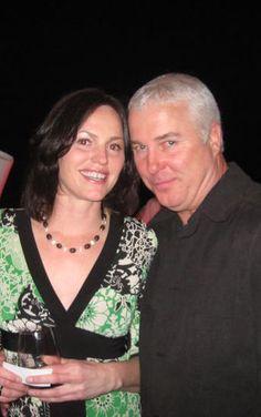 Jorja Fox & William Petersen (CSI : Las Vegas)