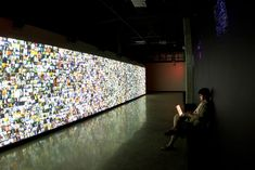 Christopher Baker  2008  Multi-channel multimedia installation  Dimensions variable
