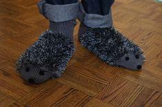 Urchin Socks