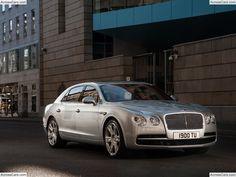 Bentley Flying Spur V8 (2015)