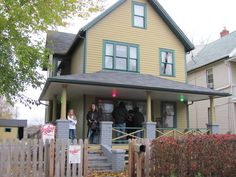 Christmas Story House, Cleveland, OH