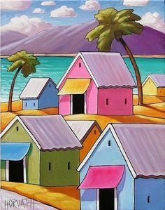 caribbean house colors - Google Search