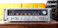 Kenwood KR-9600 - Analog Stereo Receiver | AudioBaza
