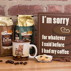 The same coffee we brew can go home with you.