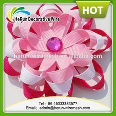 Grosgrain Ribbon Satin Ribbon Flowers Making Photo, Detailed about Grosgrain Ribbon Satin Ribbon Flowers Making Picture on Alibaba.com.