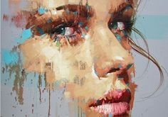 JIMMY LAW | Expressive Artist from Cape Town
