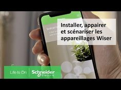 Installer facilement éclairages et volets roulants grâce à Wiser | Schneider Electric France #InfoWebEnvironnement Grace, Roller Blinds, Environment