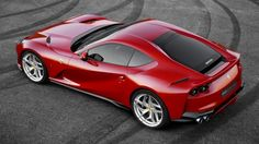 See how the Ferrari 812 Superfast works for your entertainment