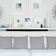 14 key decorating strategies | Strategy No. 12: Try a unifying white | Sunset.com