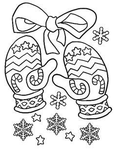 jan brett holiday coloring pages - photo#24