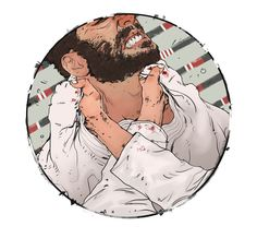 Judo front choke :)