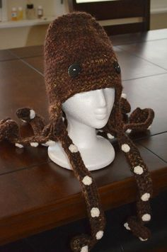 Hey, I found this really awesome Etsy listing at http://www.etsy.com/listing/90997923/realistic-octopus-hat-crochet
