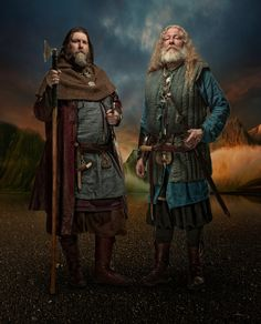 Vikings by Brynjar , via 500px  (sorta kinda kilts)